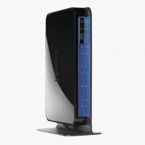 Netgear DGND3700 N600 Dual-Band ADSL2+ Modem