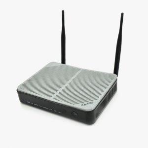 Zyxel Q1000Z VDSL2 Wireless Modem Router - CenturyLink Compatible Modem