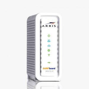 Arris SBG6700-AC DOCSIS 3.0 WiFi Cable Modem