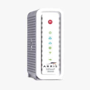 Arris SBG6400 DOCSIS 3.0 Dual-Band Cable Modem