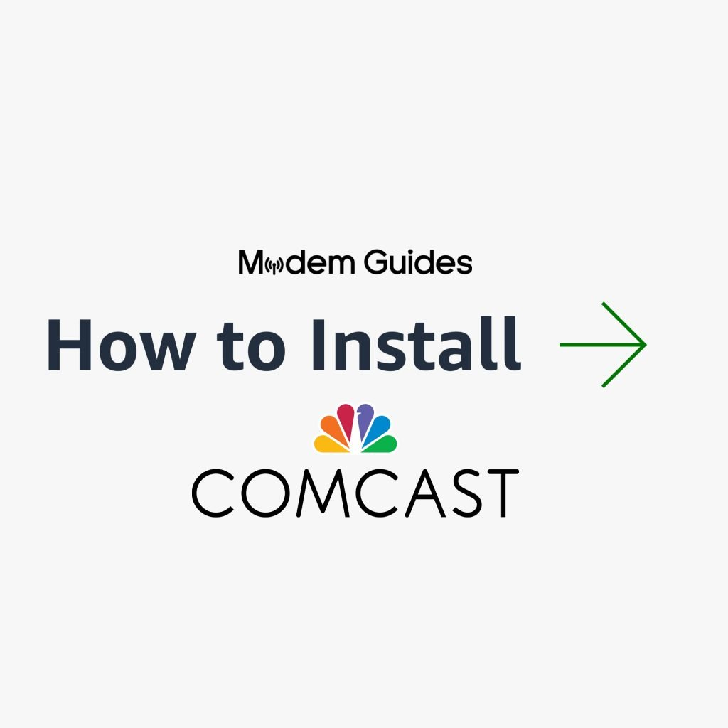 How to Self-Install Your Comcast Modem
