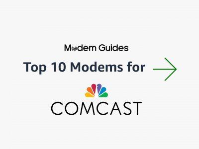 Top 10 Comcast Modem Routers