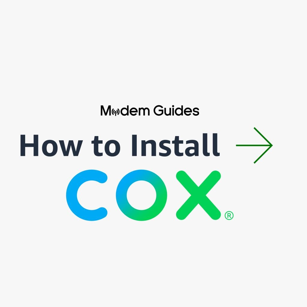 How To Do A Self-Install with Cox Cable