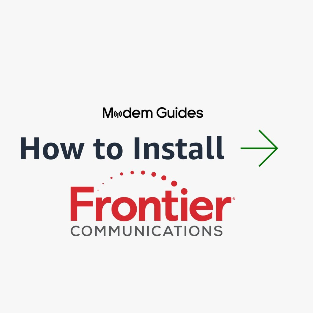 How to Self-Install with Frontier & Frontier Router Setup
